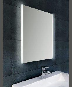 WB Duo-Led condensvrije spiegel 1000x600