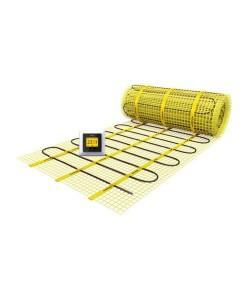 Elektrische Vloerverwarming 1,25 m2 1