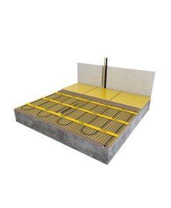Elektrische Vloerverwarming 4,5 m2