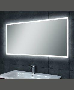 WB Quatro-Led dimbare condensvrije spiegel 1200x600