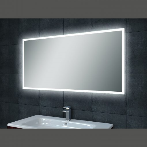 WB Quatro-Led dimbare condensvrije spiegel 800×600 1