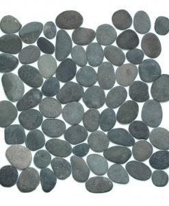 Kiezel pebbles ocean blue